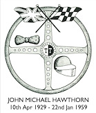 The Mike Hawthorn Memorial Logo