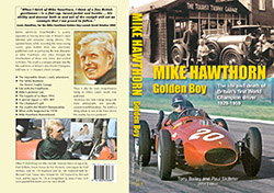 The new Softback 2014 Edition of Mike Hawthorn Golden Boy