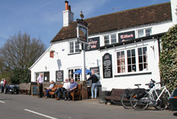 The Barley Mow on 10th April 2011